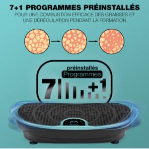 Programme-préinstallé-Sportstech-VP250-Plateforme-Vibrante