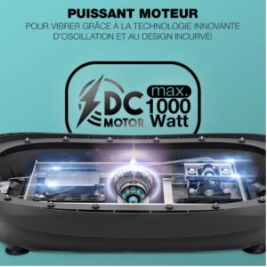 moteur-Sportstech-VP250-Plateforme-Vibrante