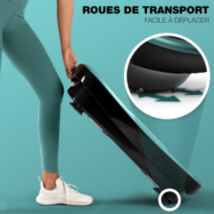 roues-de-transport-Sportstech-VP250-Plateforme-Vibrante