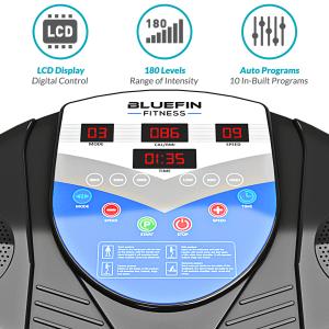 ecran-de-controle-bluefin-fitness-pro-plateforme-vibrante